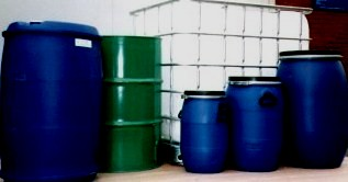 Drum and IBC recycling